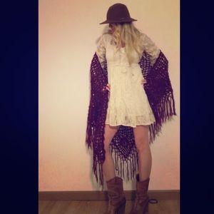 American rag lacy dress 👗
